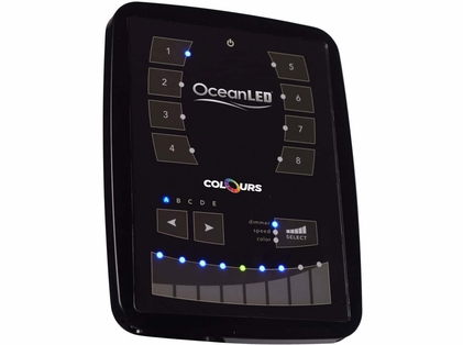 OceanLED 001-500598 DMX Wi-Fi Touch Panel Controller