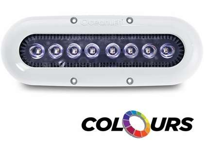 OceanLED 012307C X-Series X8 - Multi Colours