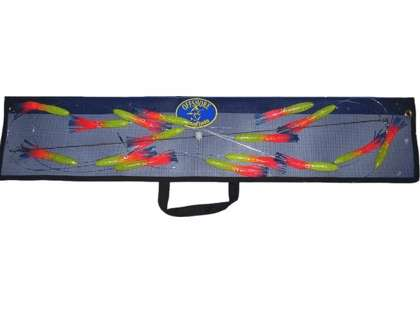 Offshore Custom Tackle Spreader Bars - Squid