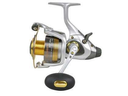 Okuma ABF-30B-CL ABF B Series Baitfeeder Spinning Reel - Clam Pack