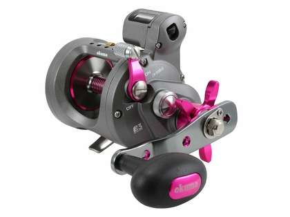 Okuma Coldwater Ladies Edition Line Counter Reels
