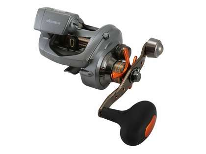 Okuma CW-354DLX Coldwater 350 Low Profile Line Counter Reel