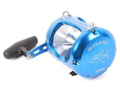 Okuma MK-50WIISEa Blue Makaira 2 Speed Lever Drag Reel