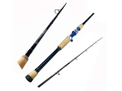 Okuma NTi-S-703ML-M Nomad Inshore Travel Spinning Rod