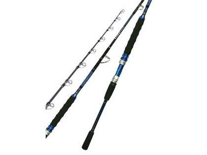 Okuma Saltwater Cedros Jigging Spinning Rods