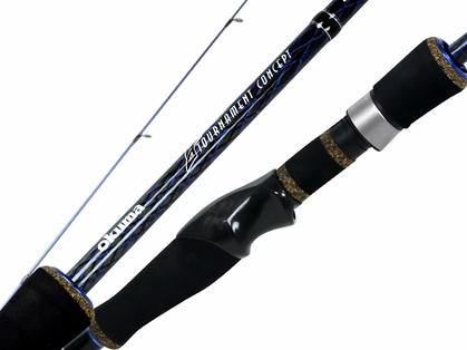 Okuma TCS Tournament Concept Spinning Rods