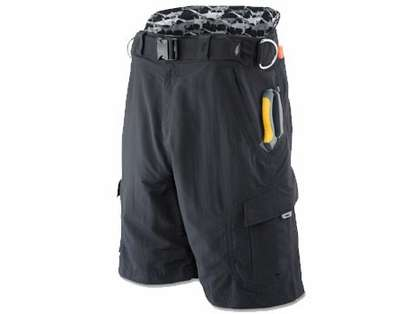 Old Harbor Outfitters S730 Storm Technical Shorts Black