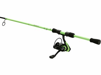 13 Fishing Code Neon Spinning Combos