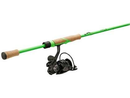 13 Fishing Fishing FTB2CR71M Creed FB/Fate Black Spinning Combo