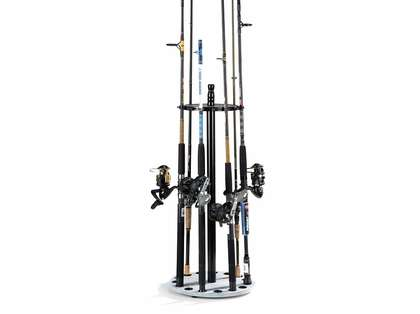 Organized Fishing DRR-015 Offwhite Distressed Round Rack
