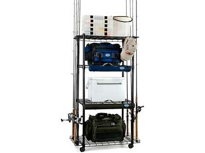 Organized Fishing STT-020 Super Tackle Trolley