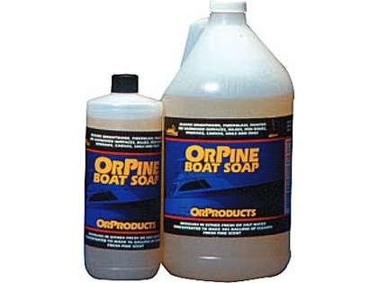OrPine Boat Soap