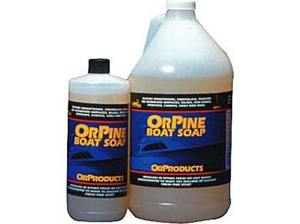 OrPine OP2 Boat Soap - Quart
