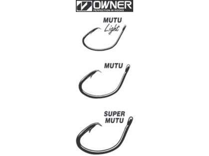 Owner Mutu Circle Hooks