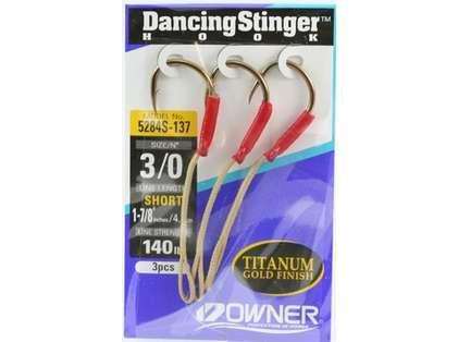Owner Stinger Hooks / Butterfly Jig Hooks