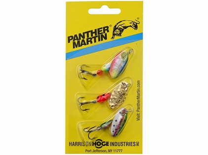 Panther Martin Opening Day 3-Pack Spinner Kit