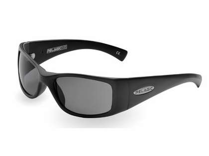Pelagic 1010 Baja Sunglasses Gloss Black/Grey