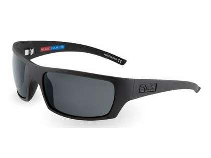Pelagic 1080 Twin Diesel Sunglasses Matte Black/Grey