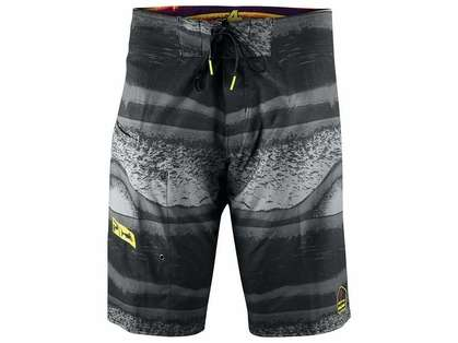 Pelagic 4-Tek Boardshorts Digital - Sonarly Black