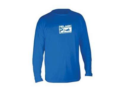 Pelagic 765-RY Aquatek L/S Shirt
