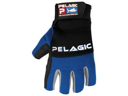 Pelagic Battle Glove Blue