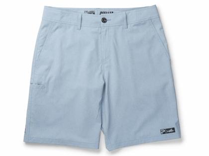 Pelagic Deep Sea Hybrid Fishing Shorts - Slate