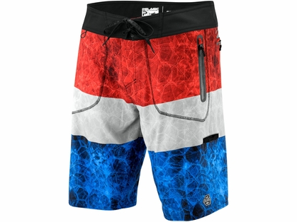 Pelagic Hydro Lite Pro Stacked Boardshort - Multi - 36