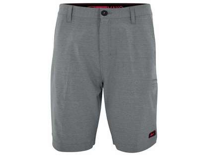 Pelagic Mako Hybrid-Shorts - Grey