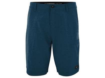Pelagic Mako Hybrid Shorts - Navy