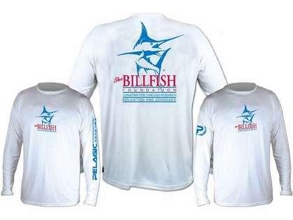 Pelagic OCP Billfish Foundation Aquatek Shirt