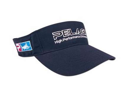 Pelagic Performance Logo Visor