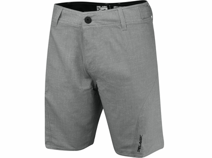 Pelagic Sharkskin Pro Boardshort - Heather Grey - 40