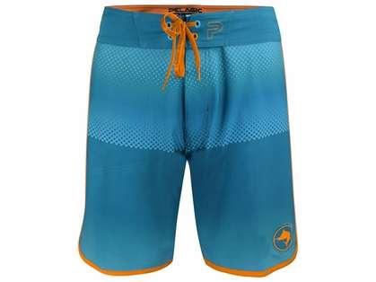 Pelagic The Wedge Boardshorts - Aqua Horizon