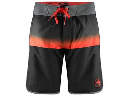 Pelagic The Wedge Boardshorts - Black Horizon