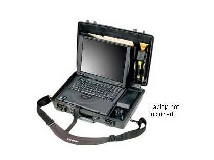 Pelican 1490CC1 Laptop Case Black