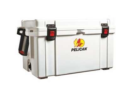 Pelican 32-65Q-MC-WHT Elite 65 Quart Cooler
