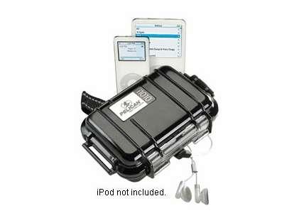 Pelican i1010 Case for Ipod/Shuffle/Nano