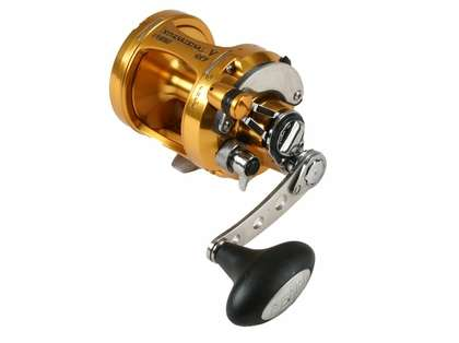 Penn 12V 20lb International V Lever Drag Reel