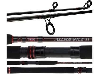 Penn ALLINII1220S70 Allegiance II Inshore Spinning Rod
