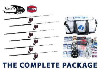 Penn/Blackfin White Marlin Complete Package