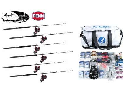 Penn/Blackfin White Marlin Packages