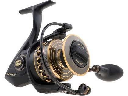 Penn BTLII6000 Battle II Spinning Reel