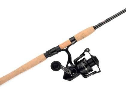 Penn CFTII2500701L Conflict II Spinning Combo