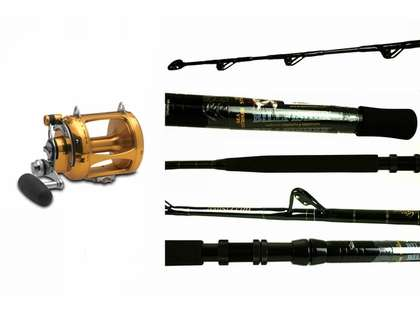 Penn International / Sea Striker Custom TD Billfisher Combos