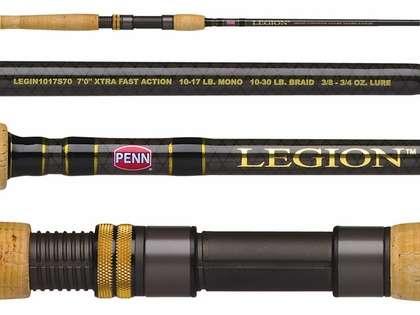 Penn LEGIN1017S80 Legion Inshore Spinning Rod