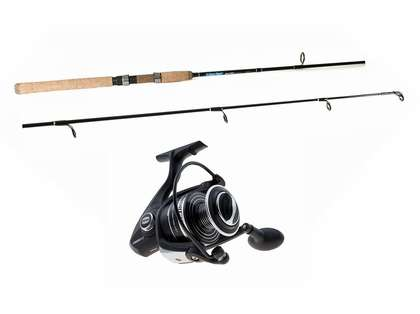 Penn PURII5000 Pursuit II Saltwater Fishing Combo
