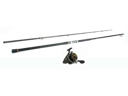 Penn Torque Reel Black - Penn Carnage II 12ft Surf Fishing Combo