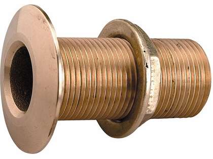 Perko 0322DP7PLB Cast Bronze Thru-Hull Connection f/ 1-1/4'' Pipe