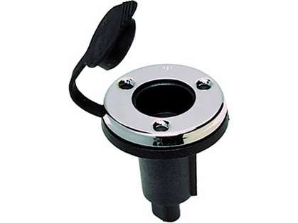 Perko 1045300DP 3-Pin Plug-In Type Base