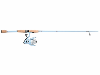 Pflueger TRIONSPL6630M2CBO Lady Trion Spinning Combo